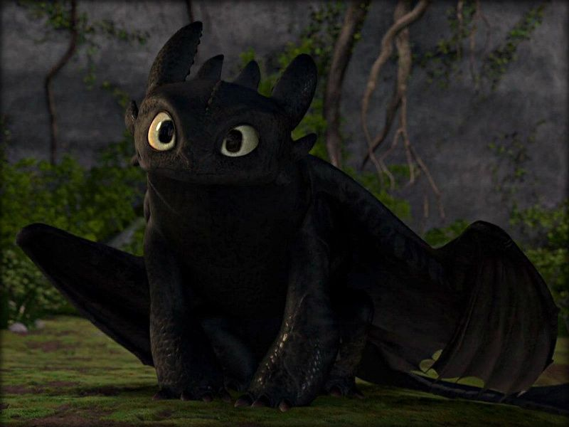 Image result for night fury toothless