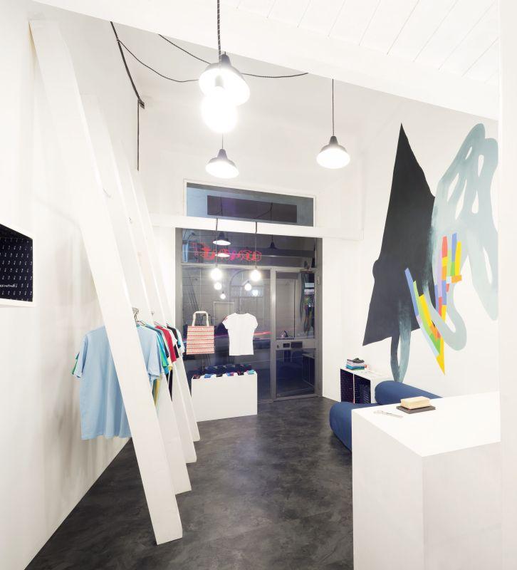 wall: 108 // interior design: grooppo.org // photo: Anna Positano