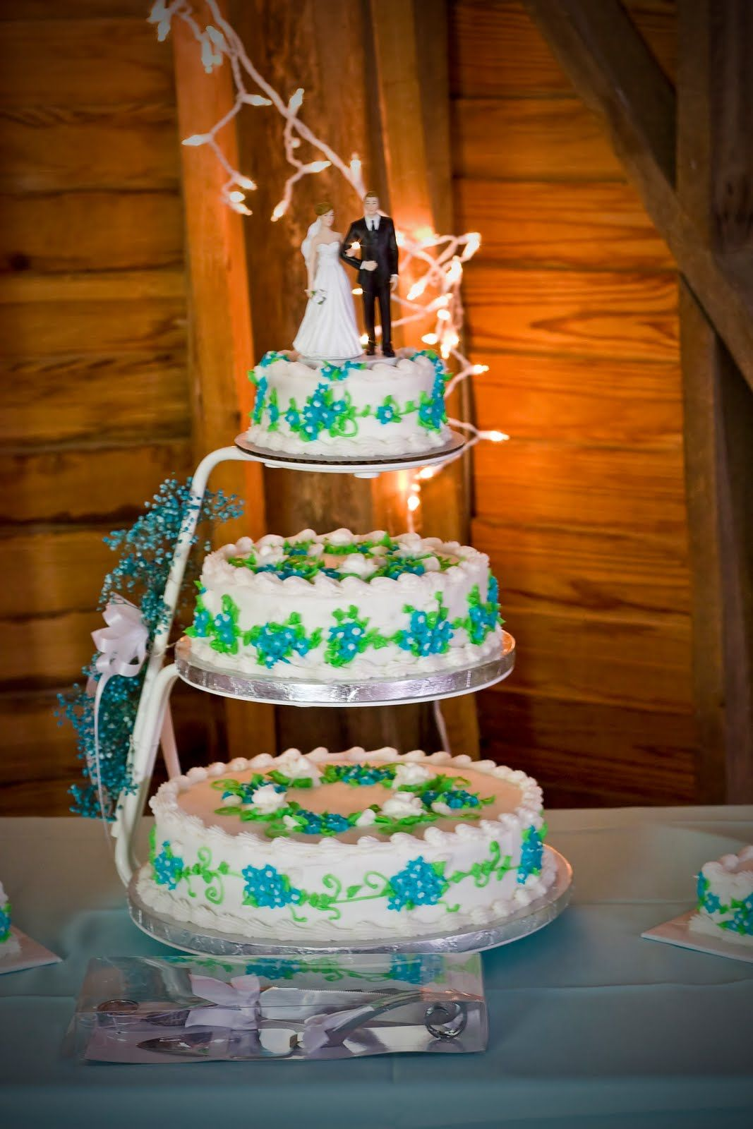 aqua blue wedding cake | Aqua blue wedding, Wedding cakes ...