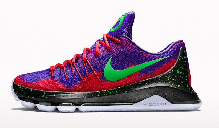 ... Nike Release Date 2015: KD 8 'Spray Paint' & Lebron 12 EXT ...