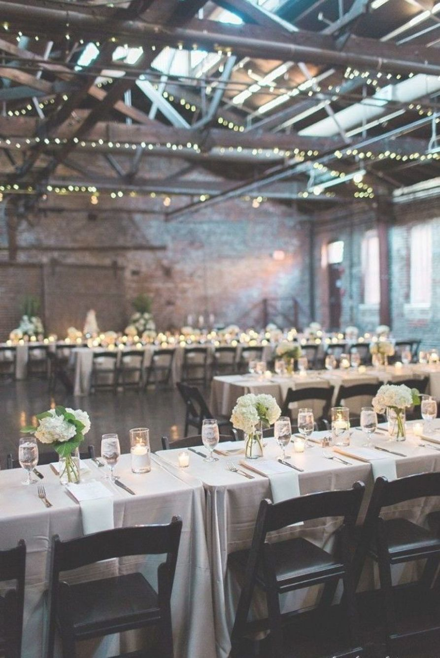 This King Plow Arts Center Wedding In Atlanta Ga Is A Perfect Balance Of Tradit Georgia Wedding Venues Atlanta Wedding Venues Cheap Wedding Table Centerpieces