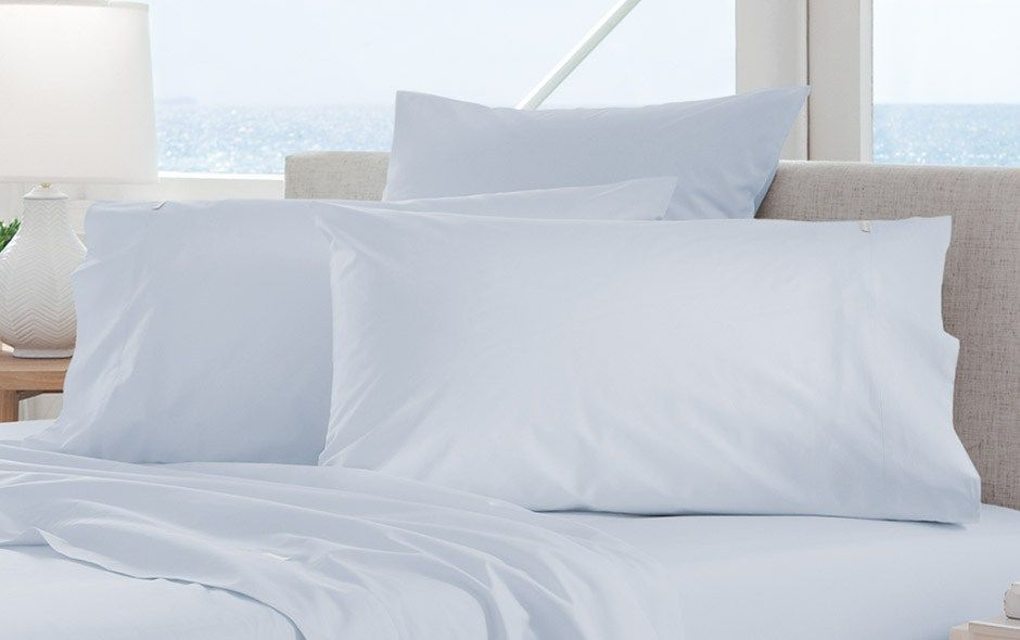 Sheridan S Clic Percale Cotton Sheets Are Well Loved And Trusted For Their Smooth Crisp
