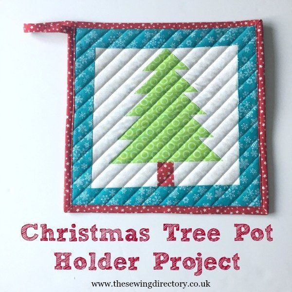 How to make a pot holder for Christmas | christmas gift ideas ...
