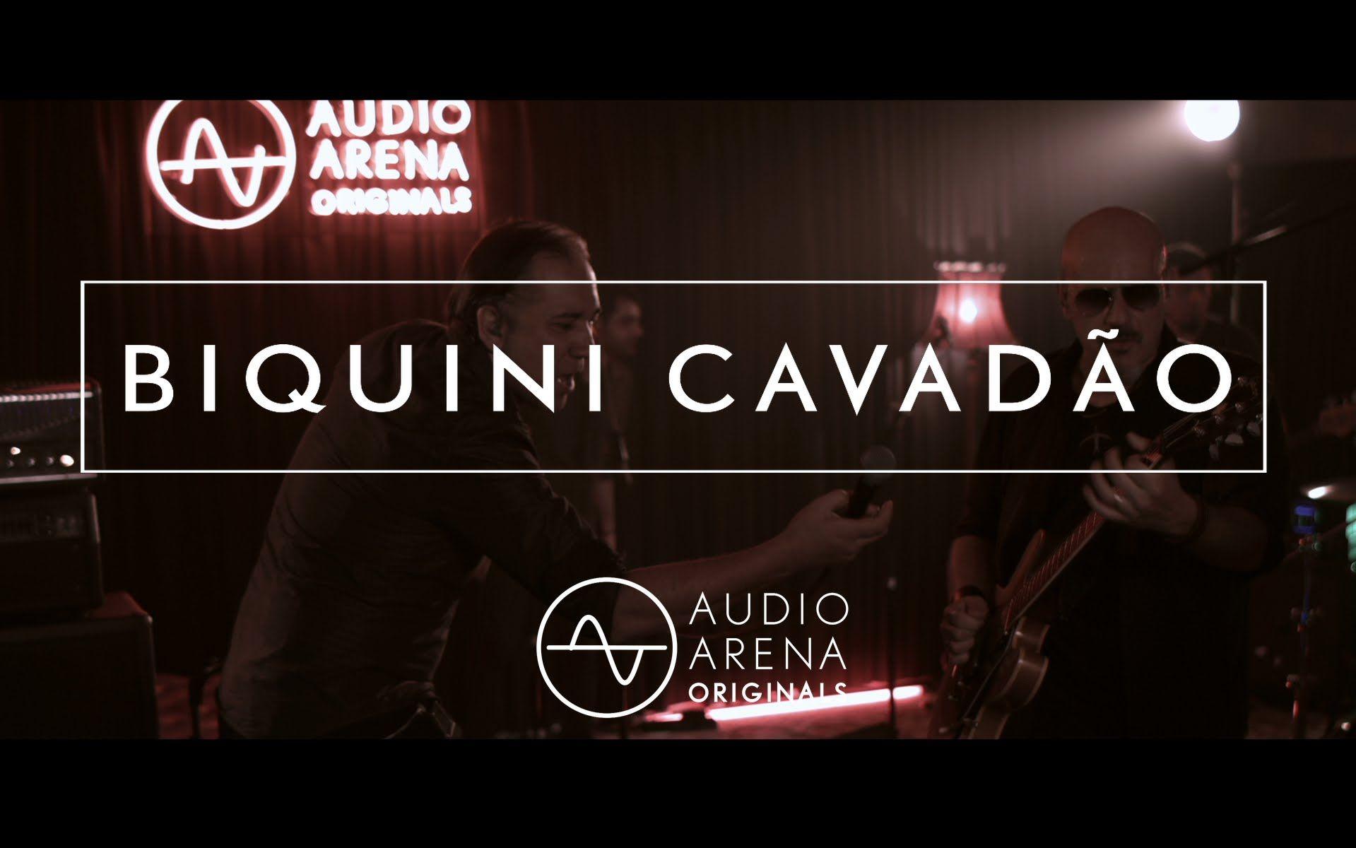Biquini Cavadao Audioarena Originals Full Show Biquini Rock