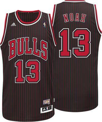 b145bd7f9 Joakim Noah Chicago Bulls Hardwood Classics Swingman Jersey  89.99 ...
