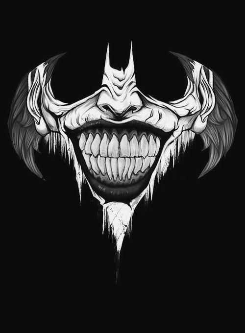 Smiles Batman Tattoo Batman Batman Joker