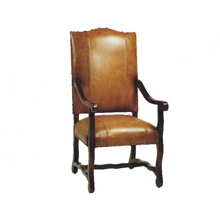 dining arm chairs leather | design ideas 2017-2018 | Pinterest ...