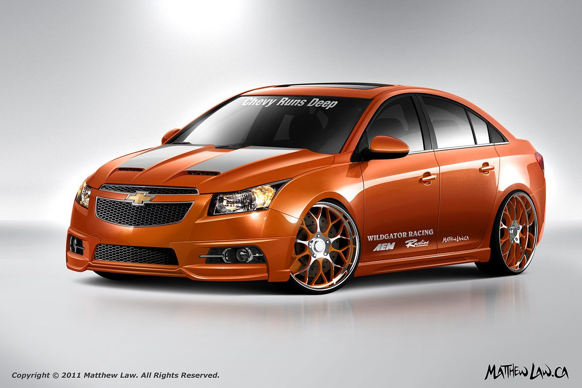 Chevy Cruze Custom Ideas