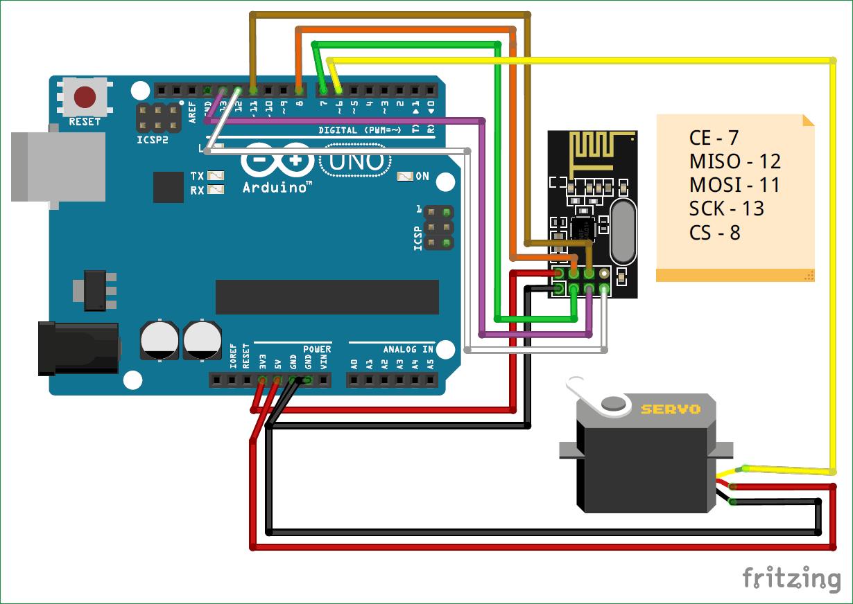 medium resolution of arduino nrf24l01 receiver circuit diagram