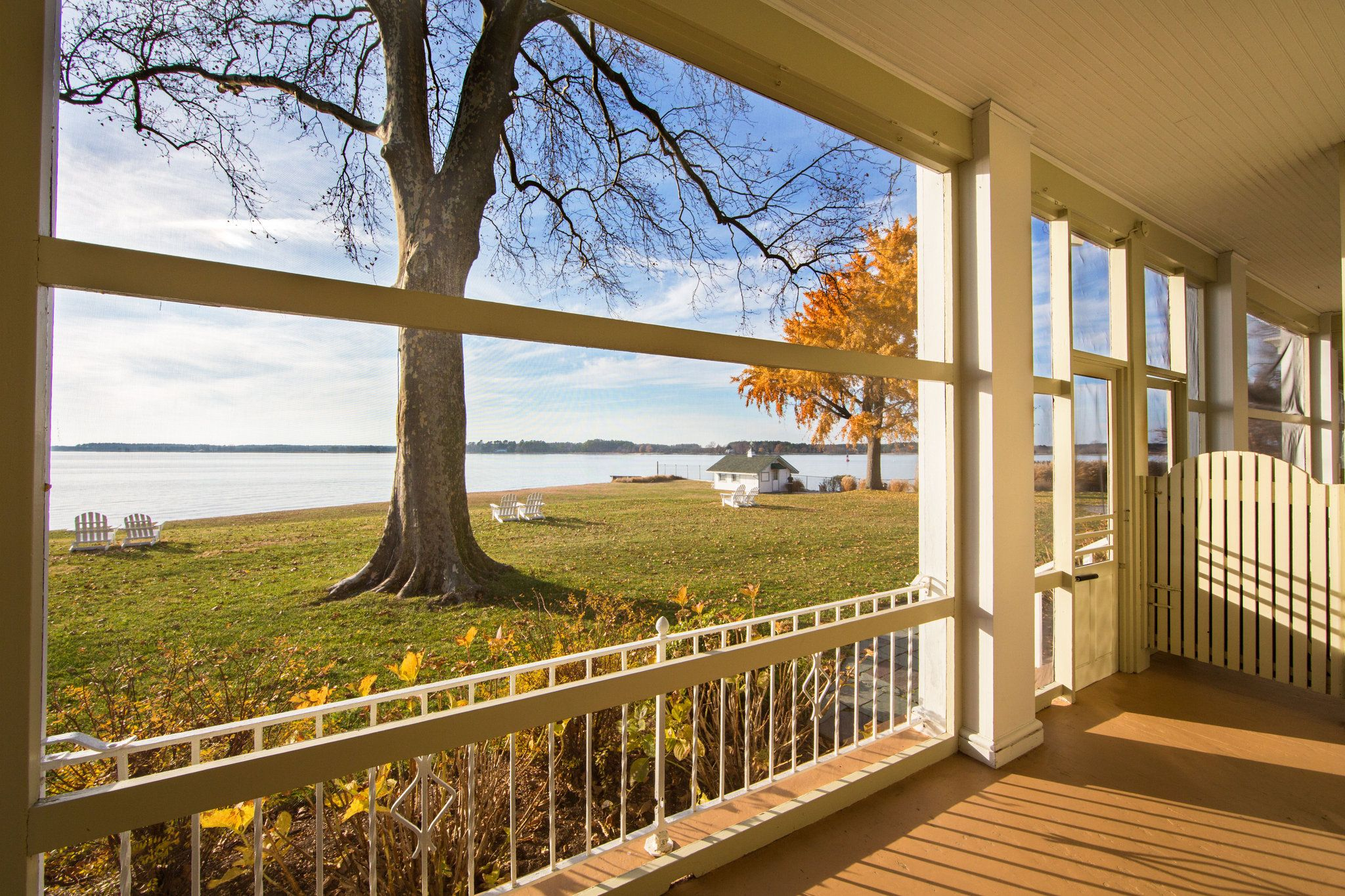 Sandaway Waterfront Lodging B In Oxford Md