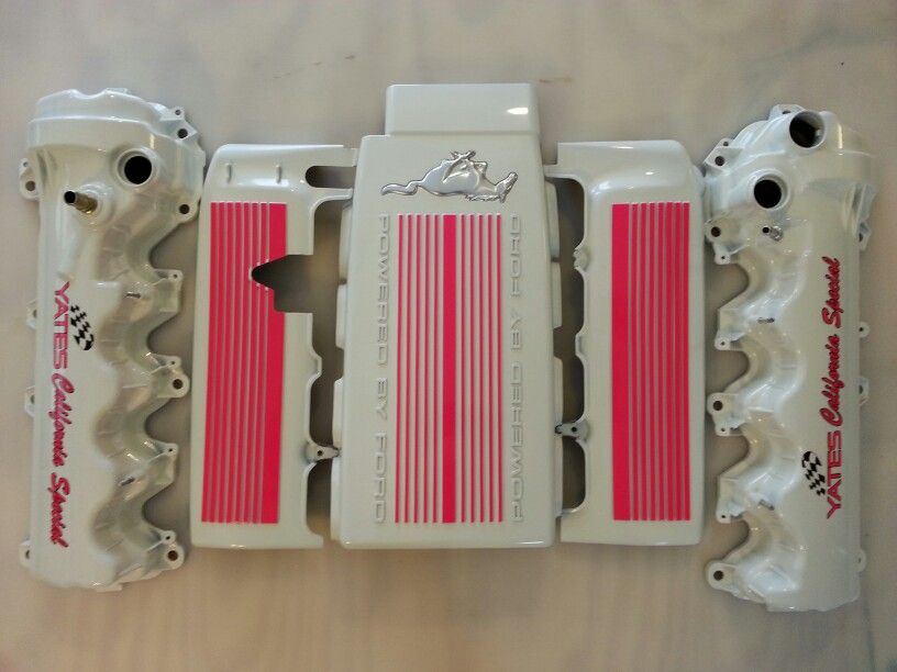 2005 2009 Ford Mustang Gt Valve Covers And Pelinium Covers
