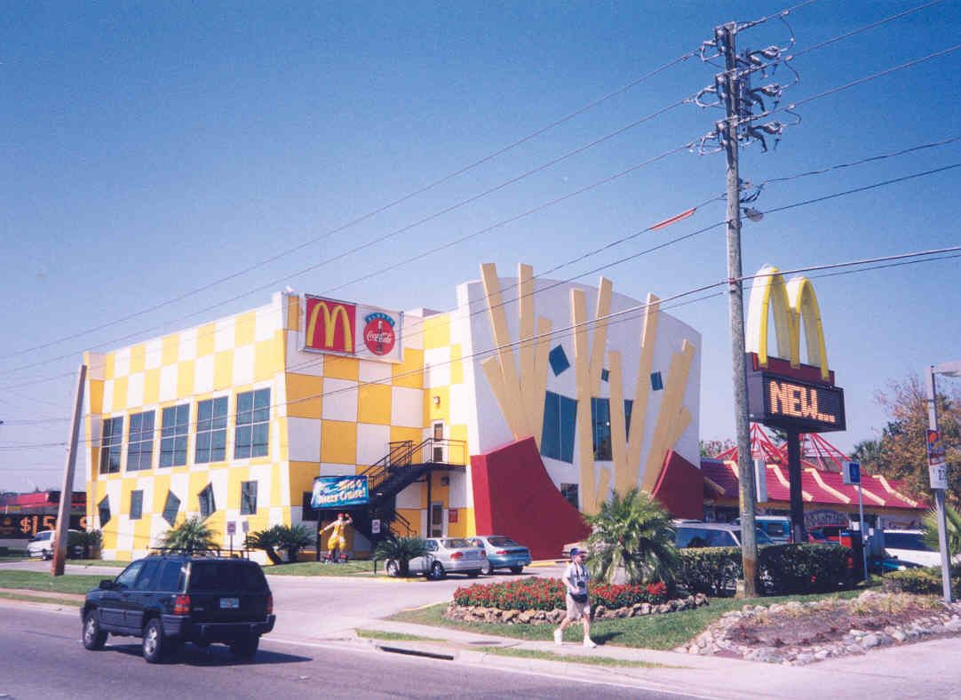 Mcdonalds International Drive
