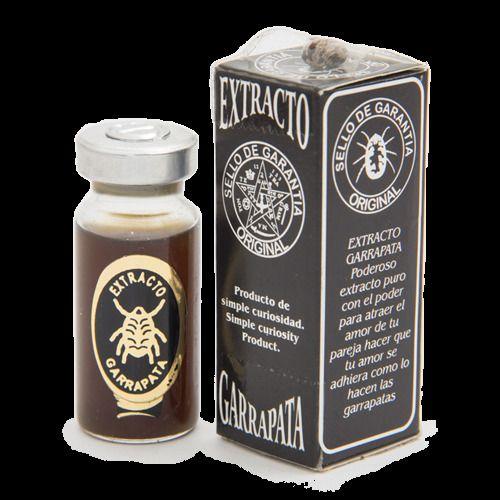Garrapata Tick's Spiritual Perfume Oil Extract to Attract LOVE