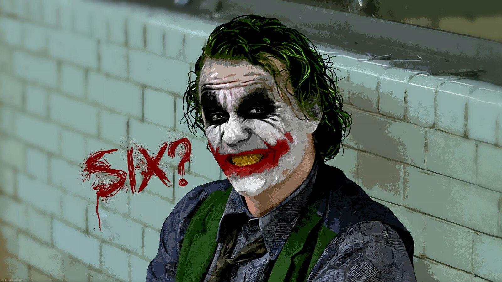 Pin En Batman And Joker