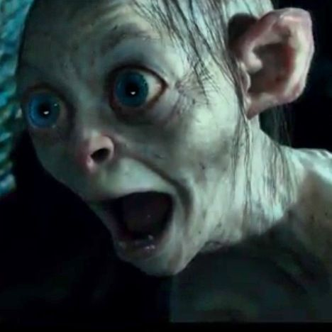 Gullum The Hobbit Gollum Lord Of The Rings The Hobbit