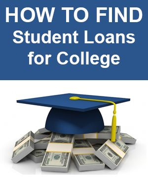 how to find student loans