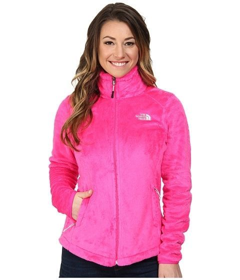 955d4423fbba NWT North Face Osito 2 Jacket Womens Womens Fleece Jackets C782V7S-XL GLO  PINK  NORTHFACE  FleeceJackets