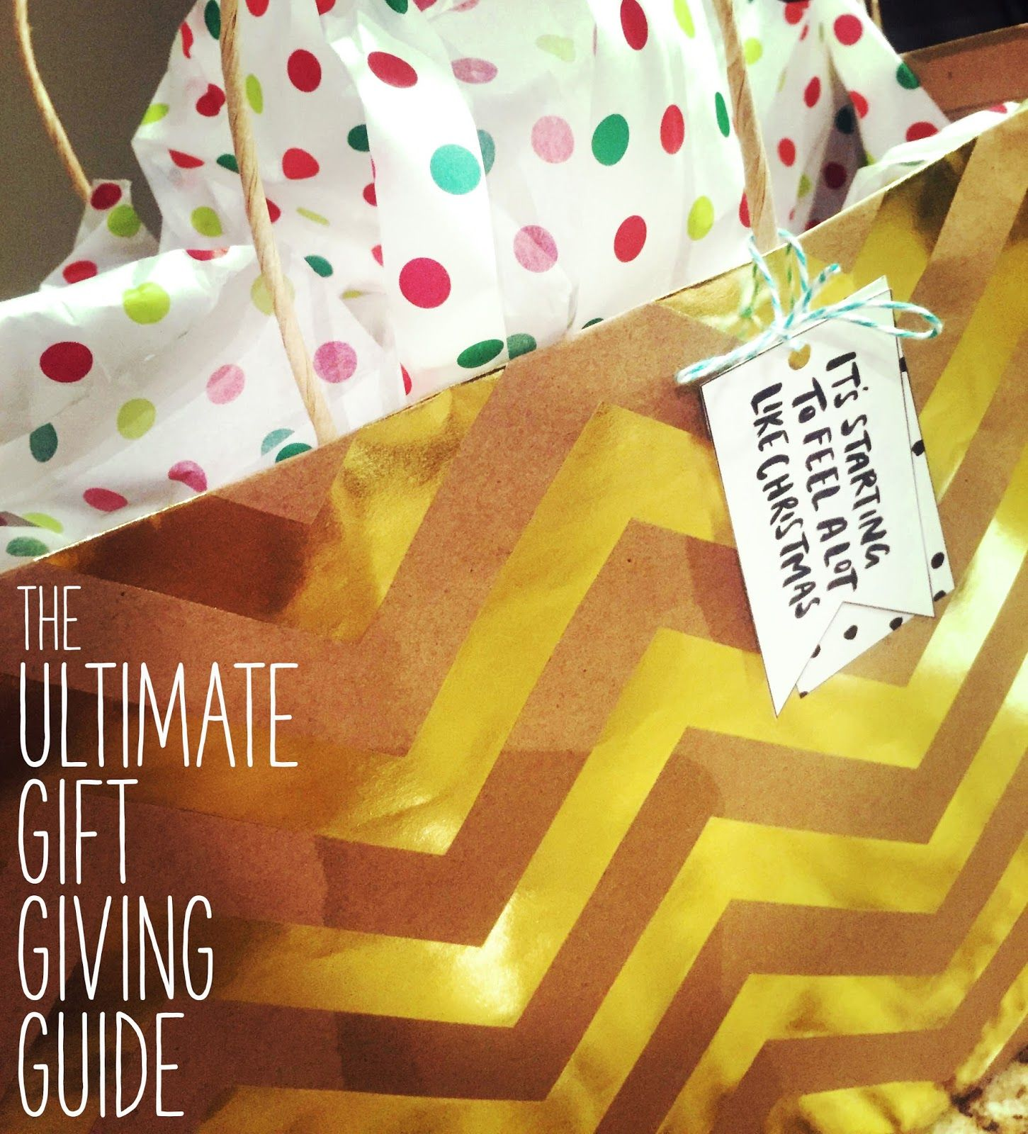 The Ultimate Gift Giving Guide      Forever Fireflying