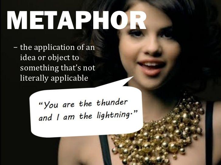 Metaphor Examples Google Search Poetry Pinterest