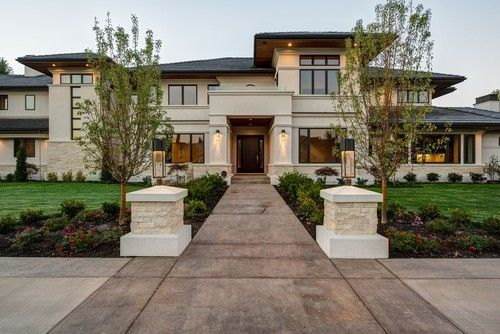 Two rivers contemporary exterior boise by trey hoff architecture