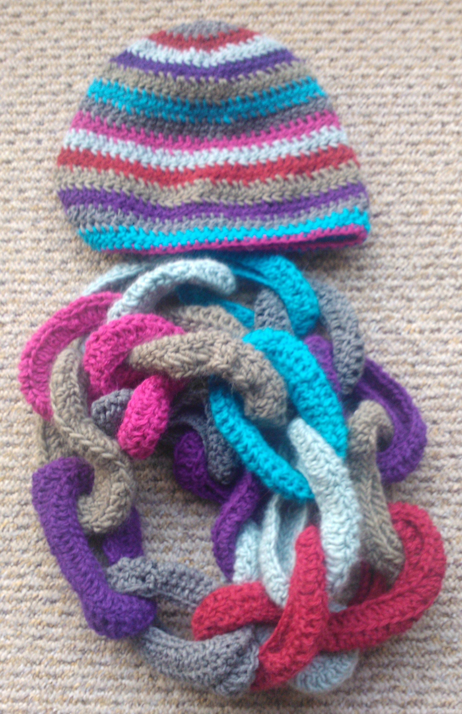 chain gang! crochet chain neck warmer (simply crochet scarf adapted ...