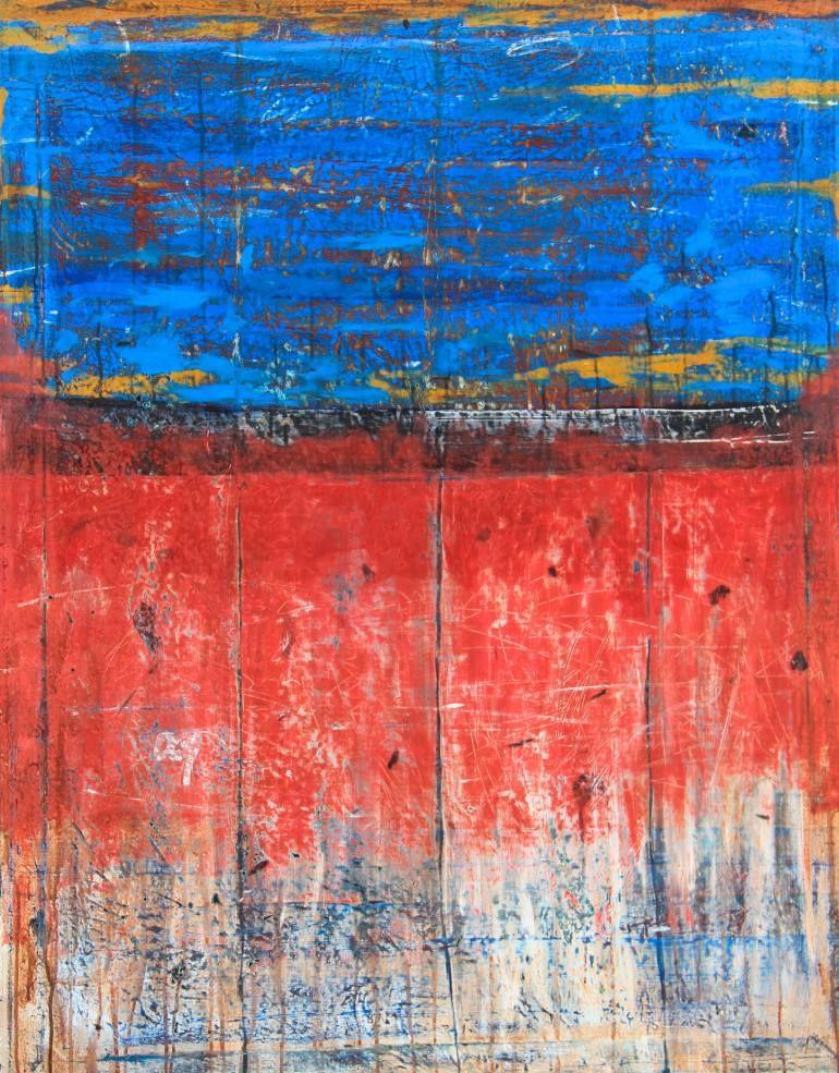 """Saatchi Art Artist Michael Jiroch; Painting, """"Gerhardt Pompeii"""" #art"""