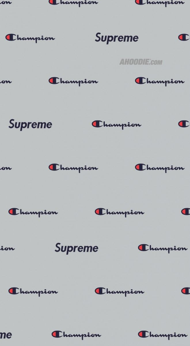 Champion x Supreme Bape wallpapers, Supreme wallpaper