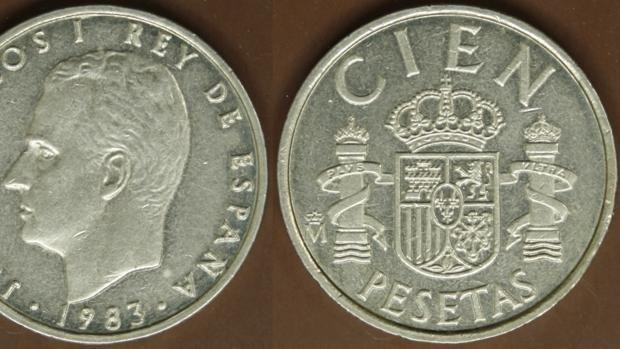 Si Tienes Una De Estas Monedas De Peseta Podrías Venderla Hasta Por 20 000 Euros Monedas Viejas Monedas Monedas De Plata