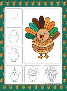 Giving thanks to Artists and Organizations « The nsavides Blog  |Good Thanksgiving Drawings