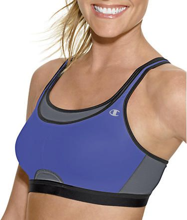 c5ff71aac20 Champion  All Out Support Racerback Wire-Free Maximum Control Sports Bra   1660