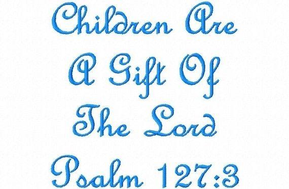 Bible Verses Embroidery Machine Design Patterns by IzabellasCloset, $4.99