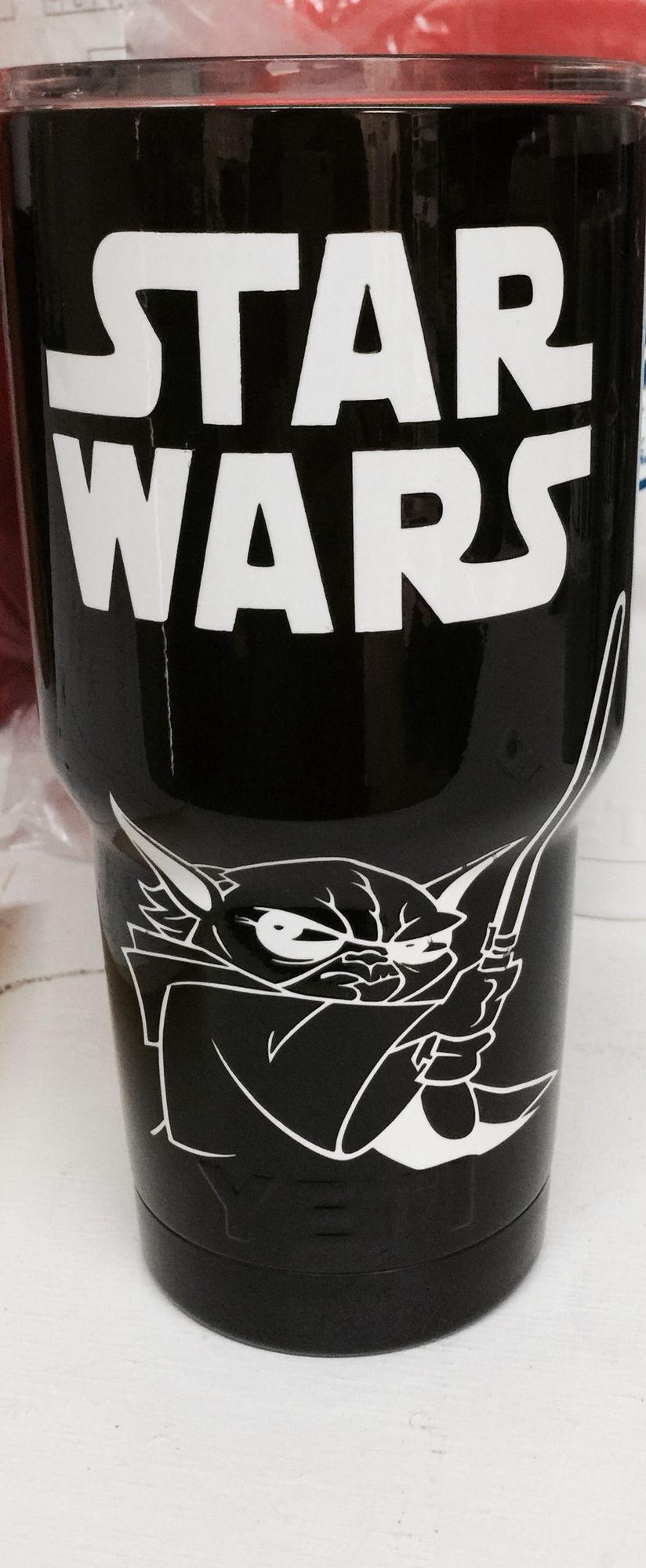 Star Wars 30oz Yeti Cup Lonestar Concepts U0026 Design Lonestarjess15@yahoo.com