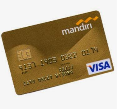Cara Membuat & Jenis Kartu Kredit Di Bank Mandiri Terbaru