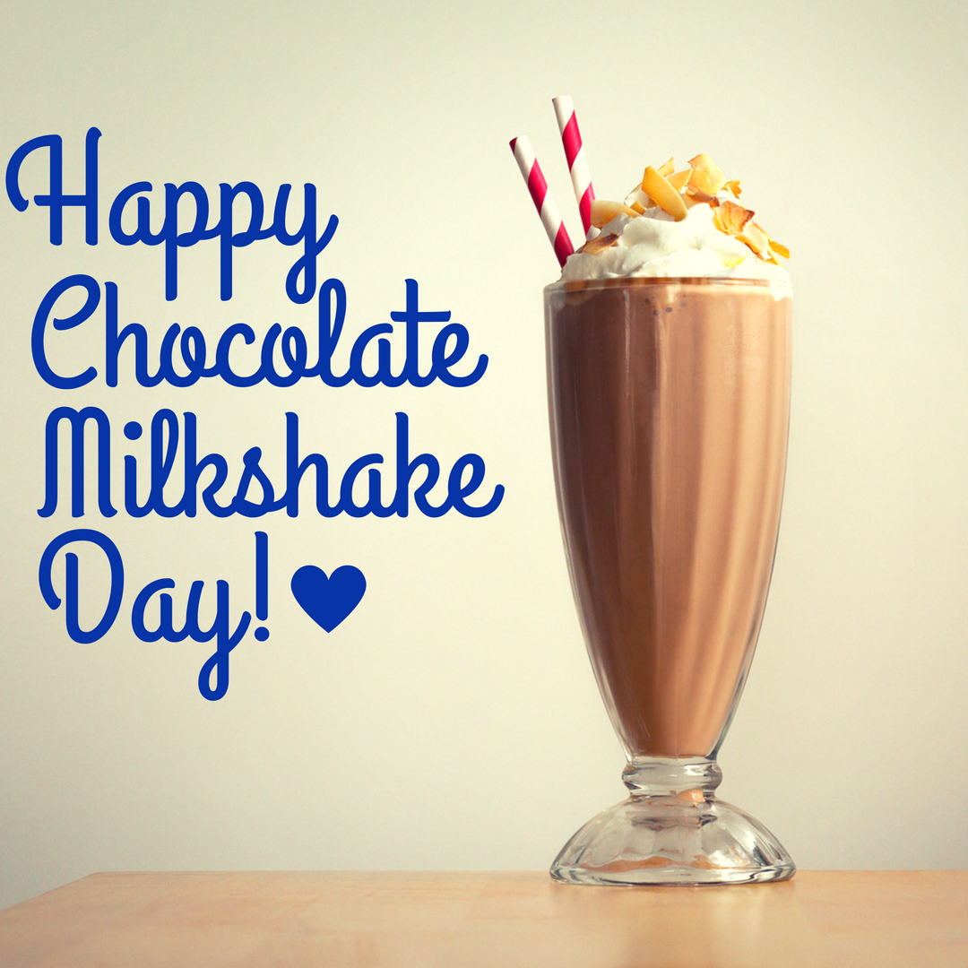 Pin By The Dairy Alliance On Happy Chocolate Milkshake Day Chocolate Milkshake Milkshake Yummy Milkshake Recipes