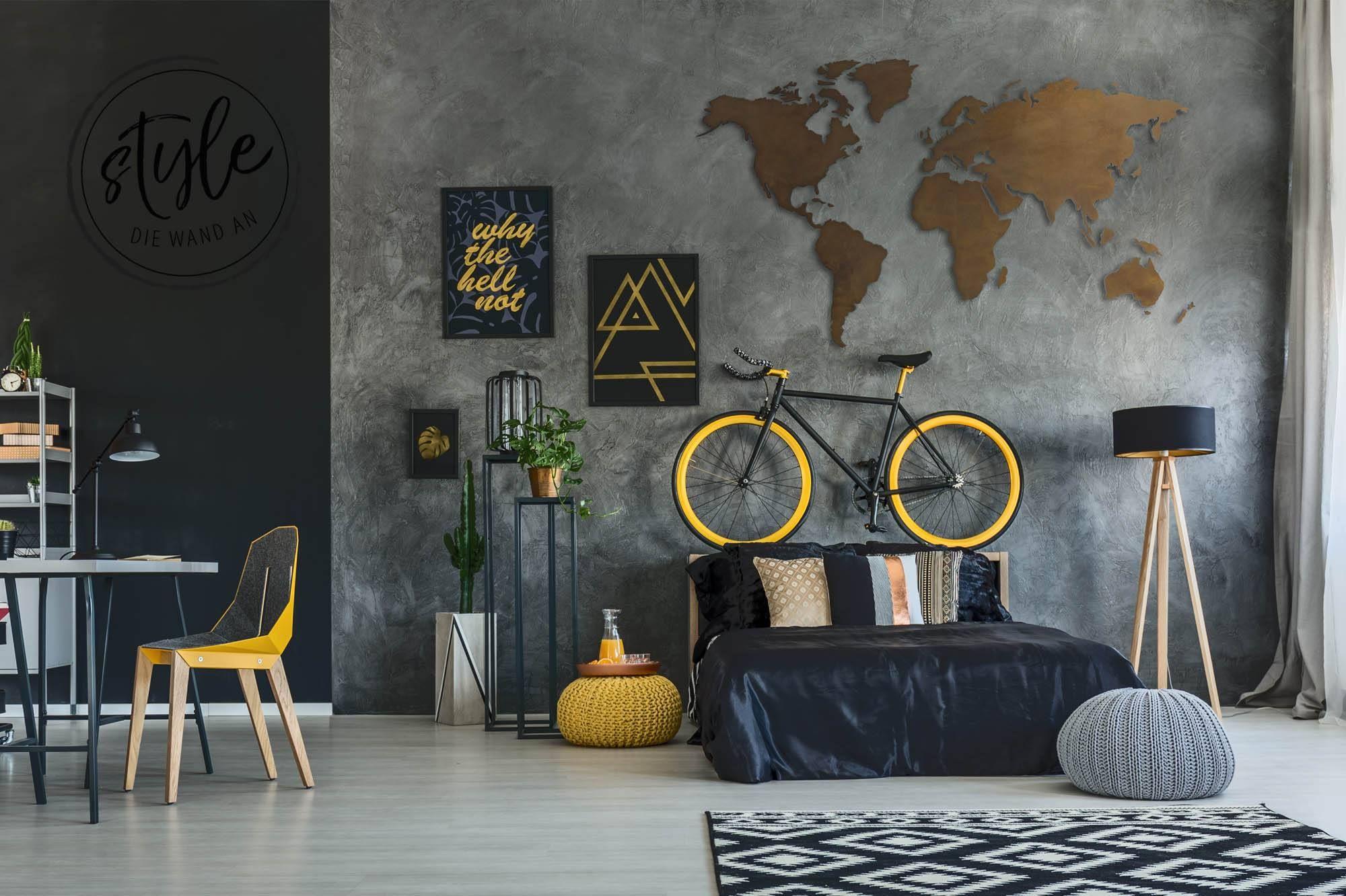 Wohnzimmerfliesen 2018 wandbilder wohnzimmer weltkarte in   dekoideen bad selber