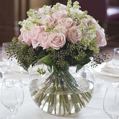 5 x luxury glass optic fish bowl vases flowers fish bowl rh pinterest com