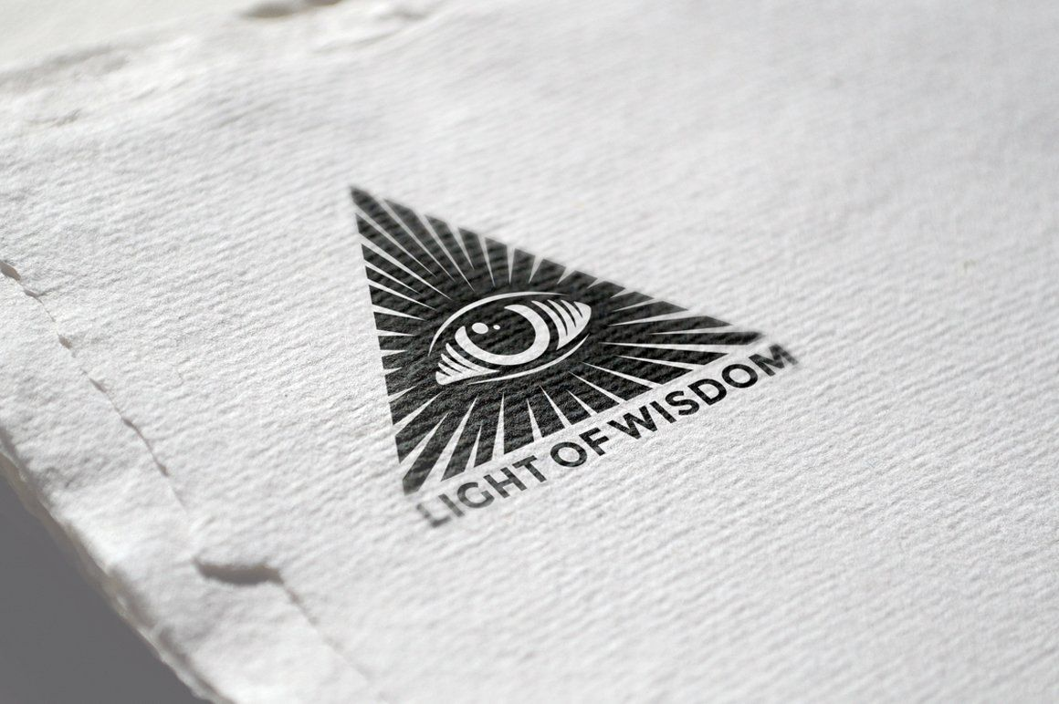 AllSeeing Eye Logo Template , affiliate, AIvectorEPS