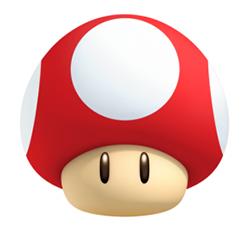 mario bros mushroom - Buscar con Google | Fiesta de mario ...