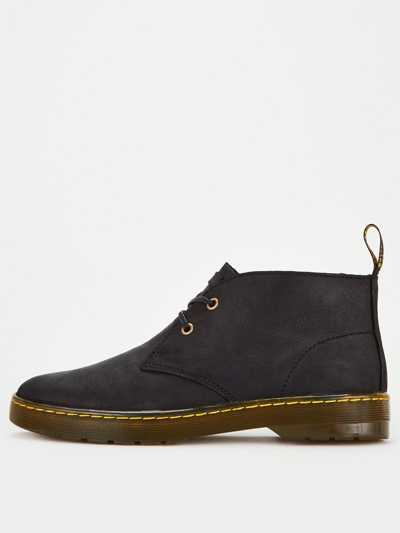 Dr Martens Cruise Cabrillo Chukka Boot | Black boots, Desert