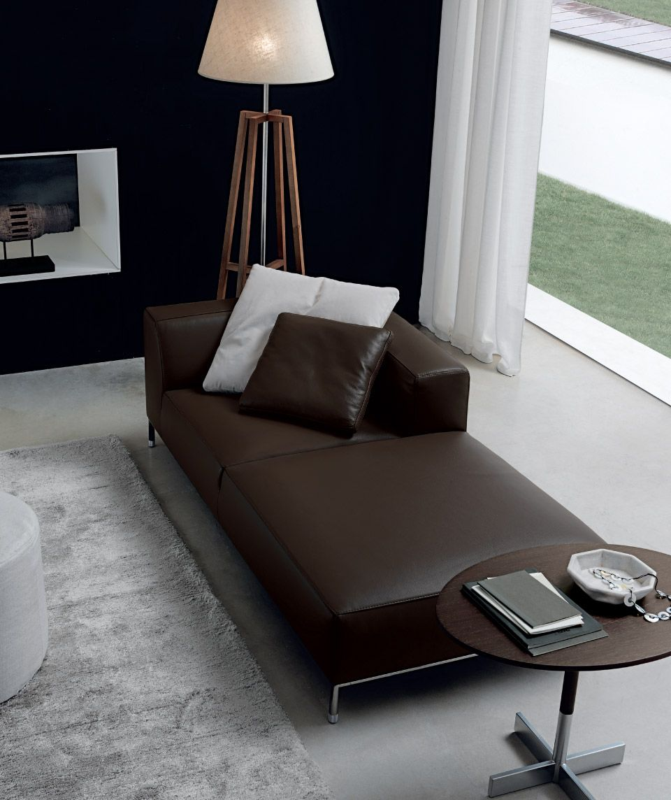 Jesse Coffee Table Giotto Pouff With Wood Structure Padded