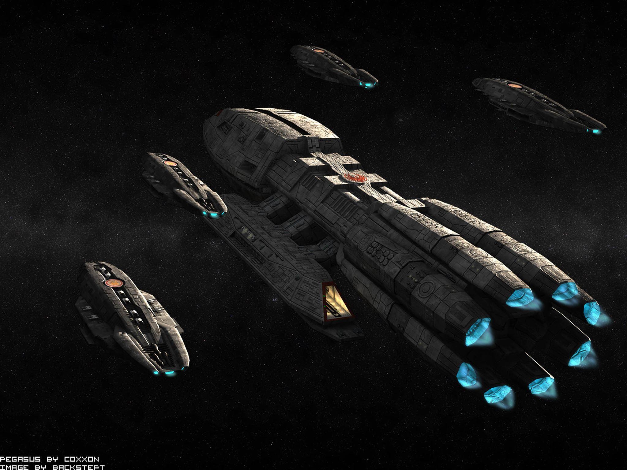 Botanical Cruiser Battlestar Galactica Spacecraft Kiln Dry ...  |Battlestar Galactica Spacecraft
