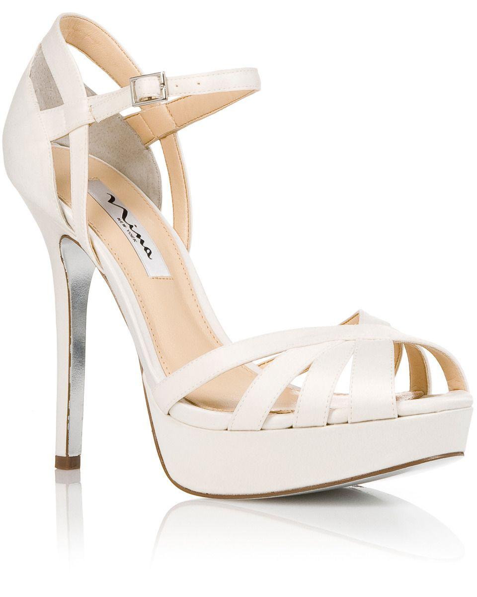5148a1e6ec5 Nina New York Bridal Shoe SS15 |Shop online: www.nak.gr | Shoes ...