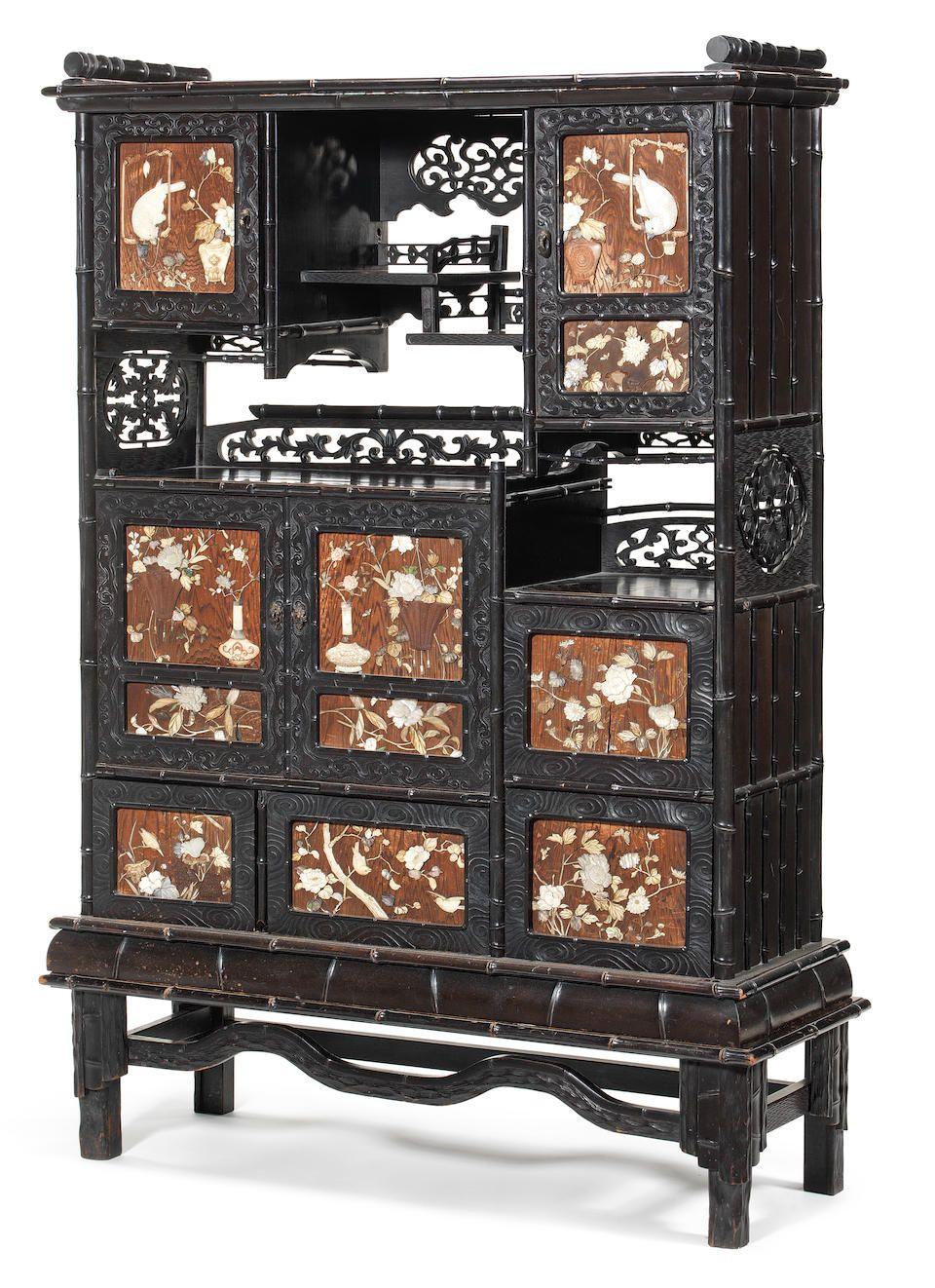 Bonhams Fine Japanese Art En 2020 Mobilier De Salon Meubles Japonais Japon