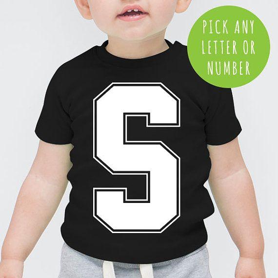 036c2451 Letter Initial Slogan Love Cute Personalised Slogan, Love, Cute Children  Gift Boy Girl Baby T-Shirt Tumblr Tee Shirt Top Funny Cool, £8.99  #kidsfashion ...