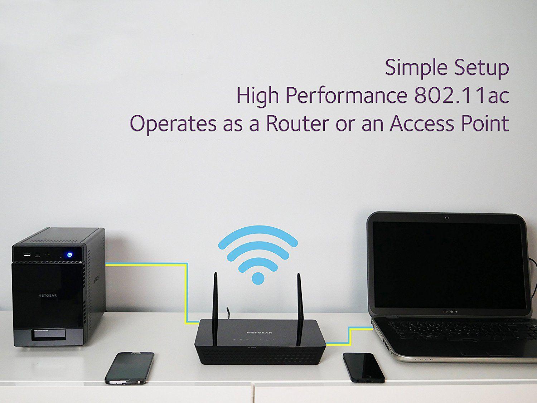 NETGEAR WAC104100NAS Wireless Access Point 37.99