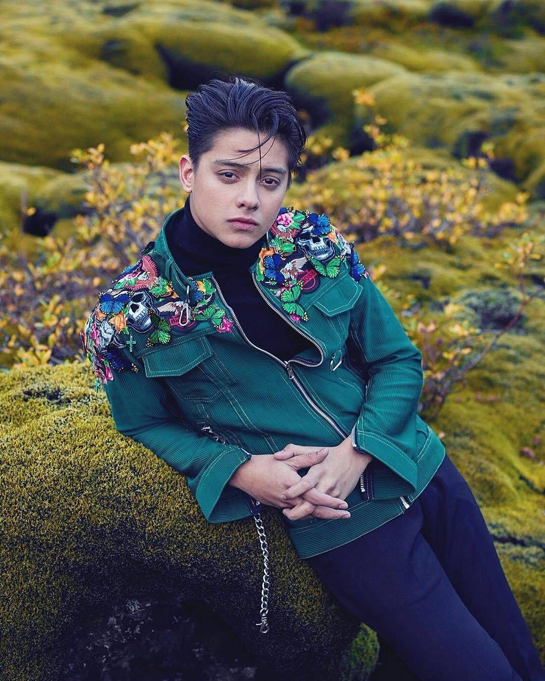 Daniel Padilla Cover In MEGA Magazine 2016 DJ Pinterest Daniel