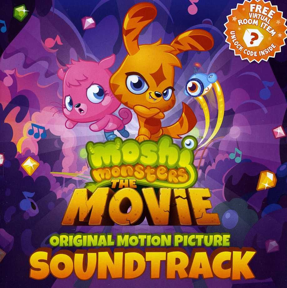 Moshi Monsters - Moshi Monsters: The Movie