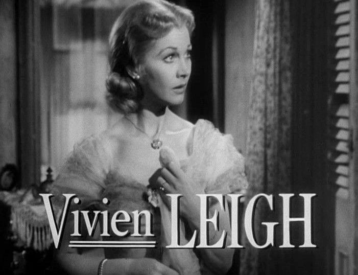Tráiler de Un tranvía llamado deseo, película en la cual Vivien Leigh interpretó el papel de Blanche DuBois.