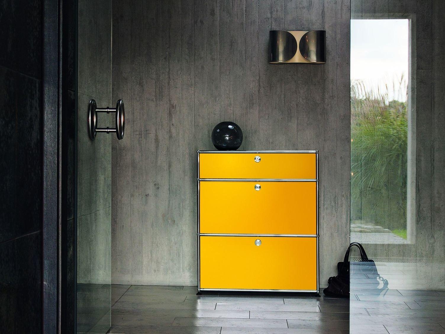 Elegant USM HALLER LIVING ROOM STORAGE Cajonera Composable By USM Modular Furnitureu2026