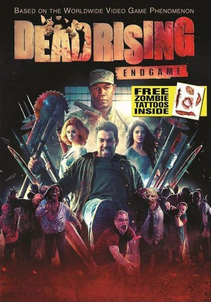 Dead Rising Endgame Dead Rising Blu Ray Dvd